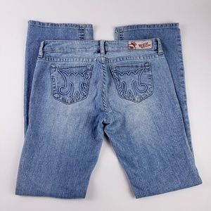 Mek Jeans Womens Size 28 Moscow Bootcut